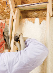 Santa Clara Spray Foam Insulation Services and Benefits